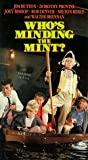 Who's Minding the Mint [VHS]