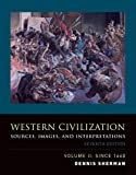 Western Civilization 9780073284743