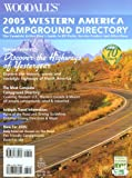 Woodall's Western Campground Directory 2005, Woodall Publishing, Corp., 0762735538