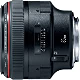 Canon EF 85mm f1.2L II USM Lens for Canon DSLR Cameras - Fixed