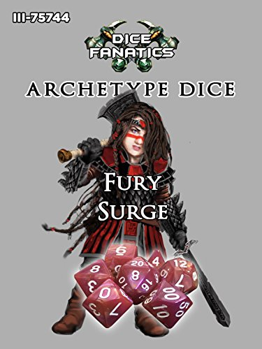 Fury Surge Archetype Dice