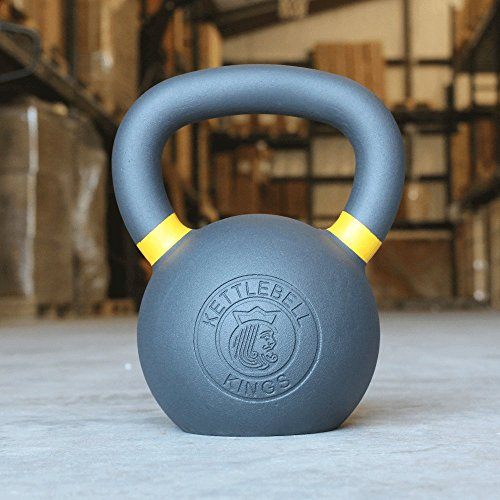 Kettlebell Kings | Powder Coat Kettlebell