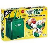 GRAB BAG SHOPPING BAG by TELEBRANDS MfrPartNo 8991-6