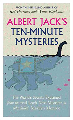 Albert Jack's Ten Minute Mysteries