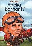 Who Was Amelia Earhart? (GB)