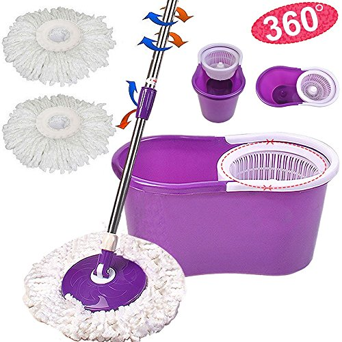 parit-magic-microfiber-mop-bucket-2-heads-360-rotating-head-mob-easy-spinning-new-cleaner