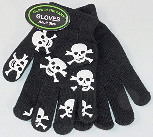 Glow in the Dark Skeleton Skull and Bones Halloween (Glow In The Dark 15 Dresses)