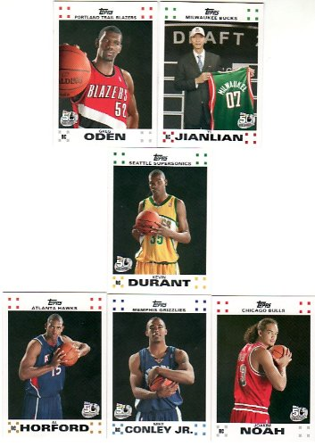 2007 2008 Topps Rookie Card - 3