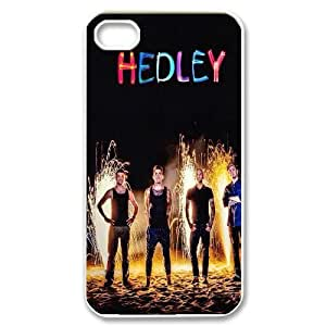WEUKK Hedley iPhone 4,4S,4G shell case, custom phone case for iPhone 4,4S,4G Hedley, custom Hedley cover case
