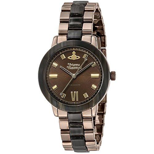 Vivienne Westwood Watch Brown Dial VV165BRBR Ladies
