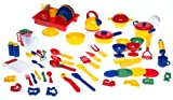 Learning Resources Pretend and Play Kitchen Set, Baby & Kids Zone