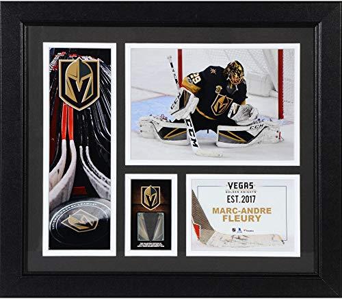 Marc-Andre Fleury Vegas Golden Knights Framed 15