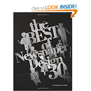 The Best of Newspaper Design, 30th Edition Society for News Design