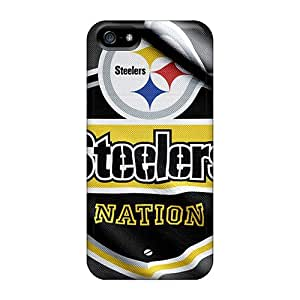 Premium Iphone 5/5s Cases - Protective Skin - High Quality For Pittsburgh Steelers