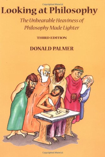 Looking At Philosophy: The Unbearable Heaviness of Philosophy Made Lighter by Brand: McGraw-Hill Humanities/Social Sciences/Languages