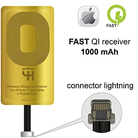 Receiver IPhone Wireless Receiver Charging product image