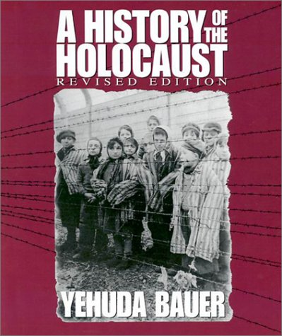 A History of the Holocaust (Single Title: Social Studies)
