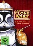 Star Wars: The Clone Wars - Die komplette erste Staffel