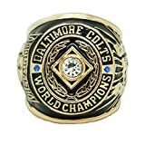 for YIYICOOL fans' collection 1958 American Football League championship ring 11