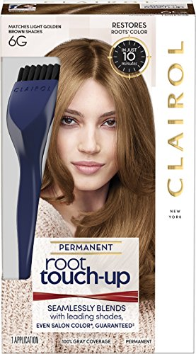 (Clairol Nice n Easy Touch, Up, 006G, Light Golden Brown, 2)