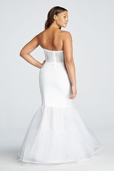 Plus Size A-Line Silhouette Slip Style Dress