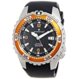 Momentum Men's 1M-DV06O4B M1 DEEP 6 Analog Dive Date Watch