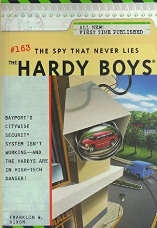 book cover of The Spy That Never Lies