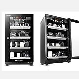 50L 3 Shelf Digital Dehumidify Dry Cabinet Box Lens Camera Equipment Storage