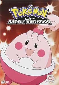 Pokemon: Diamond and Pearl Battle Dimension Vol. 6
