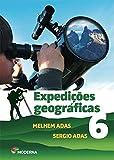 capa de Expedições Geográficas. 6º Ano
