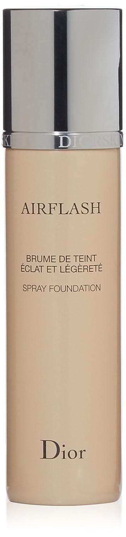 DiorSkin Airflash Spray Foundation # 200 Light Beige by Christian Dior for Women - 2.3 oz Spray Foundation