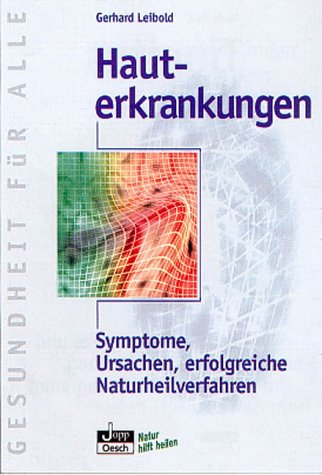 Hauterkrankungen: Symptome, Ursachen, erfolgreiche Naturheilverfahren