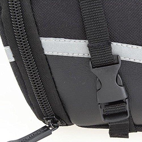 skyram (TM) ROSWHEEL Bike Tail Tasche Fahrrad Satteltasche Back Seat Werkzeug Tail Tasche Sattelstütze Tasche Fahrrad Zubehör Paket Staubbeutel
