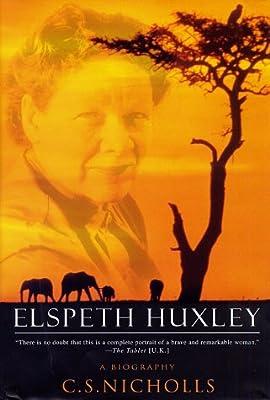 Elspeth Huxley