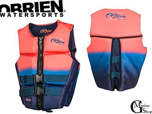 ライフジャケット レディース OBRIEN Flex V Coral Small  B074HBR8GD