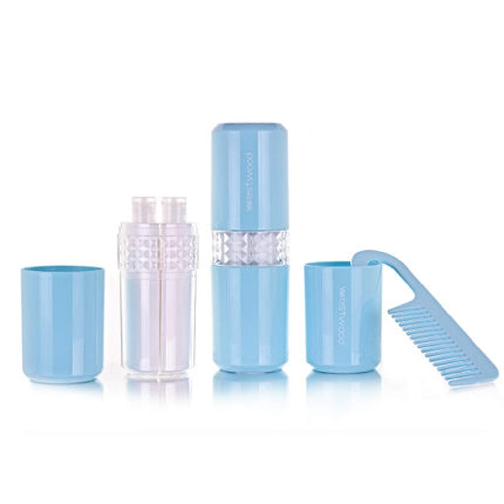 LXSB Travel Size Toiletries Multi-Function Business Wash Cup Set Hotel Supplies by LXSB