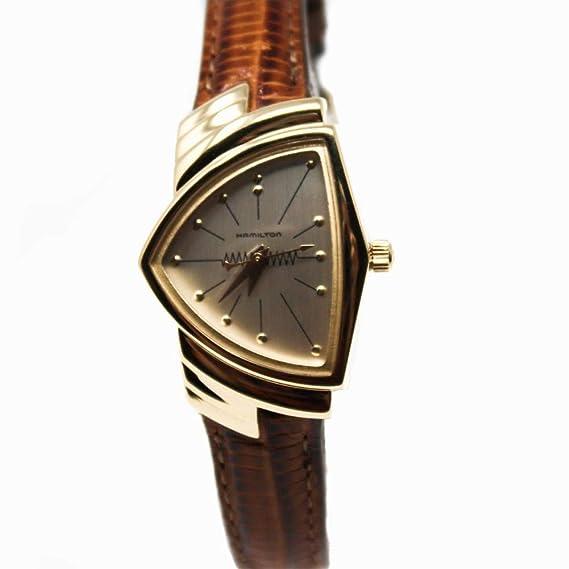 Mujercertificado De H625818 Hamilton Reloj Para Ventura Cuarzo UqMpSzV
