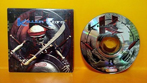 (Killer Instinct Soundtrack CD - Music from the Super Nintendo Video Game)