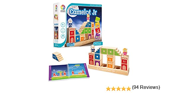 smart games Camelot, Version Ingles (518716): Amazon.es: Juguetes y juegos