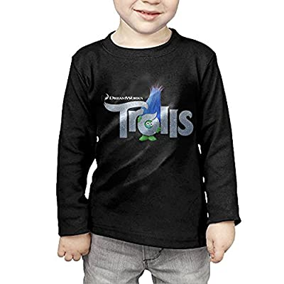Justin Timberlake Trolls SexyBack My Love Kids Long-Sleeve Cotton Tee