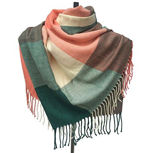 Loritta Womens Blanket Winter Scarves