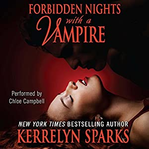 Forbidden Nights with a Vampire Audiobook