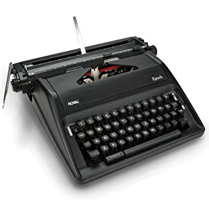 amazon com adlepoch royal epoch manual portable typewriter by rh amazon com olympia manual typewriter price manual typewriter price in bangladesh