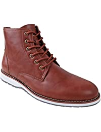 Lincoln Men's Classic Ankle Boots | Dress Shoes | Ankle Boots for Men | Winter Boots