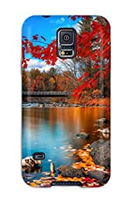 Special MoniqueN Skin Case Cover For Galaxy S5, Popular Scenery Phone Case