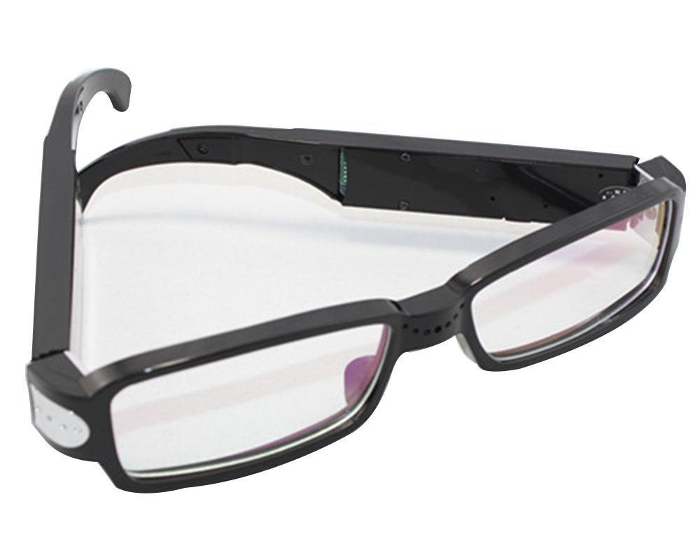 LLZJ Glasses Spy Camera High Definition 1080P Sports Eyewear Mini Hidden Video Ski Recorder Camcorder Outdoor Travel Fashion Digital