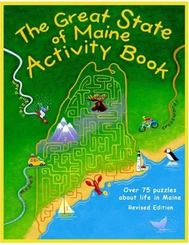 The Great State of Maine Activity Book pdf epub