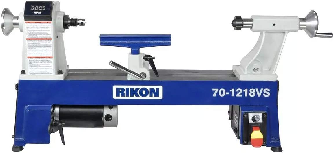 RIKON 3 4 HP Variable Speed MIDI Lat