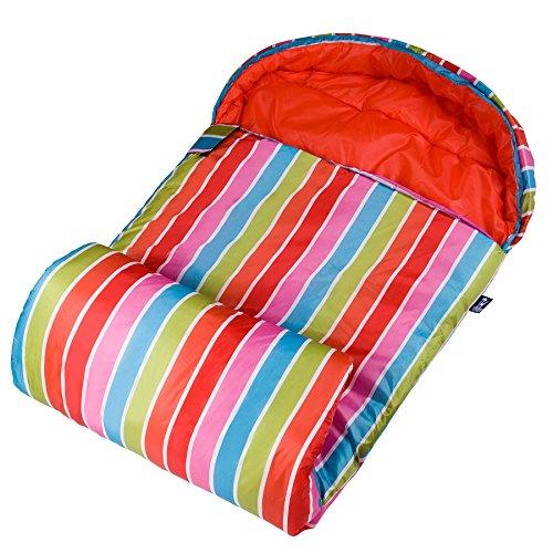 bright-stripes-stay-warm-sleeping-bag