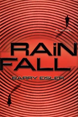 book cover of Rain Fall